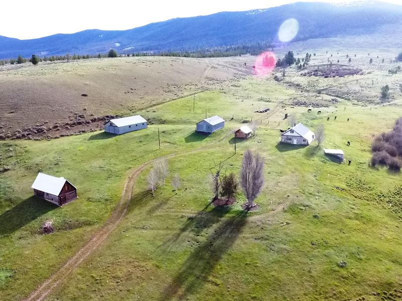 Just In Need Of A Cowboy Ranch : Philipsburg : Granite County : Montana