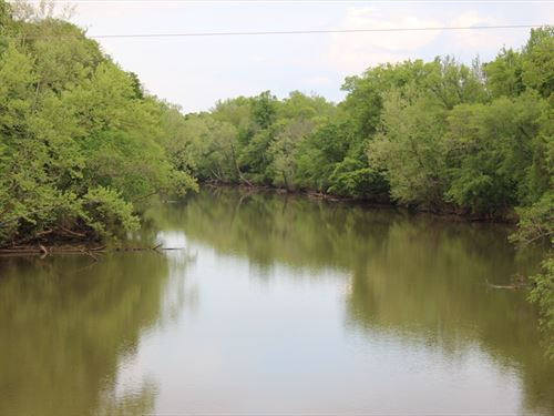 Ocmulgee Riverfront Property : Forsyth : Monroe County : Georgia