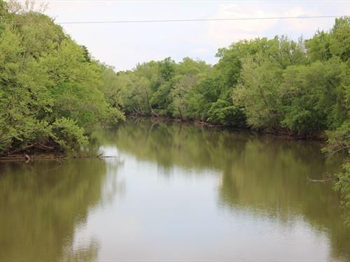 Ocmulgee Riverfront Property : Forsyth : Monroe County : Georgia