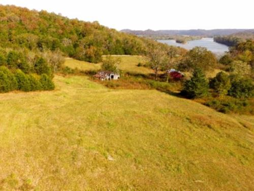 87.91 Acres Lake View In Jackson Co : Gainesboro : Jackson County : Tennessee