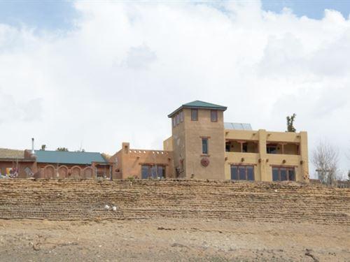 Creede Adobe Hacienda : Creede : Mineral County : Colorado