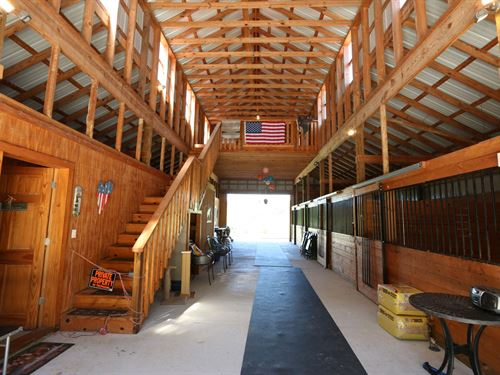 Shoal Creek Horse Farm : Odenville : Saint Clair County : Alabama
