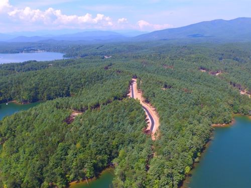 Lake Estates Up To 40+- Acres : Marion : McDowell County : North Carolina