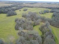 155 Acres Mixed Hardwood & Rowcrop : Poplar Grove : Phillips County : Arkansas