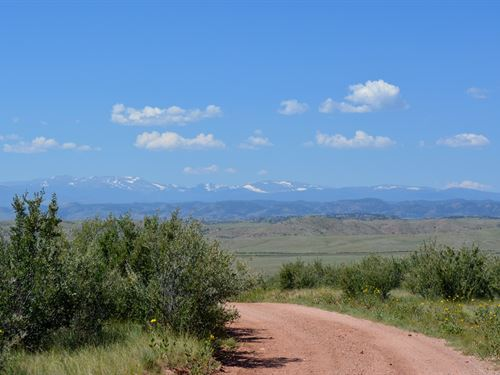 Stonewall Overlook : Livermore : Larimer County : Colorado
