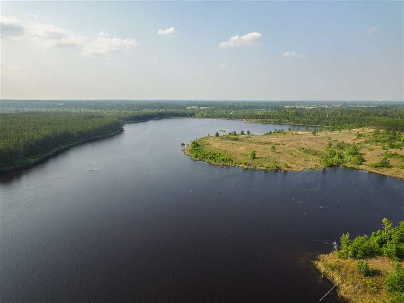 Big Lake Tract : Baxley : Appling County : Georgia