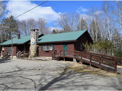Greenland Point Center : Princeton : Washington County : Maine