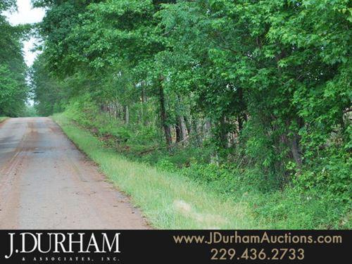 Live On-Site Auction : Barnesville : Lamar County : Georgia