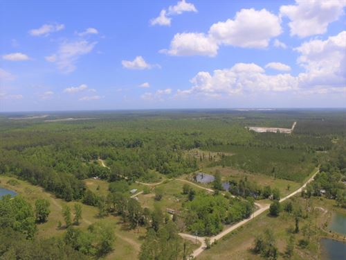 100 Acre Near Jacksonville Airport : Jacksonville : Duval County : Florida