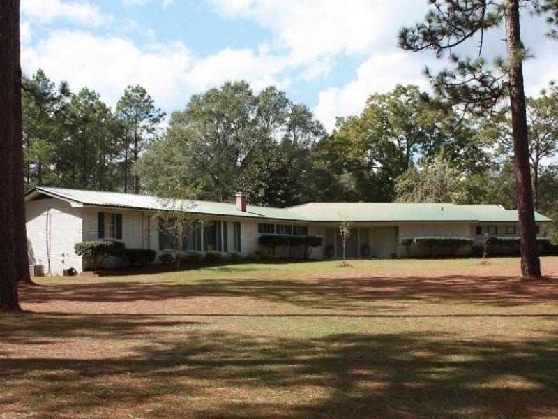 100 Acres In Wayne County W/Home (7 : Waynesboro : Wayne County : Mississippi