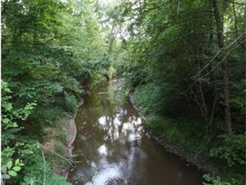 161 Acres With 2 Creeks : Goochland : Virginia