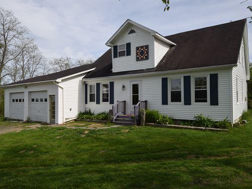 The Toothaker Farm : Newburgh : Penobscot County : Maine