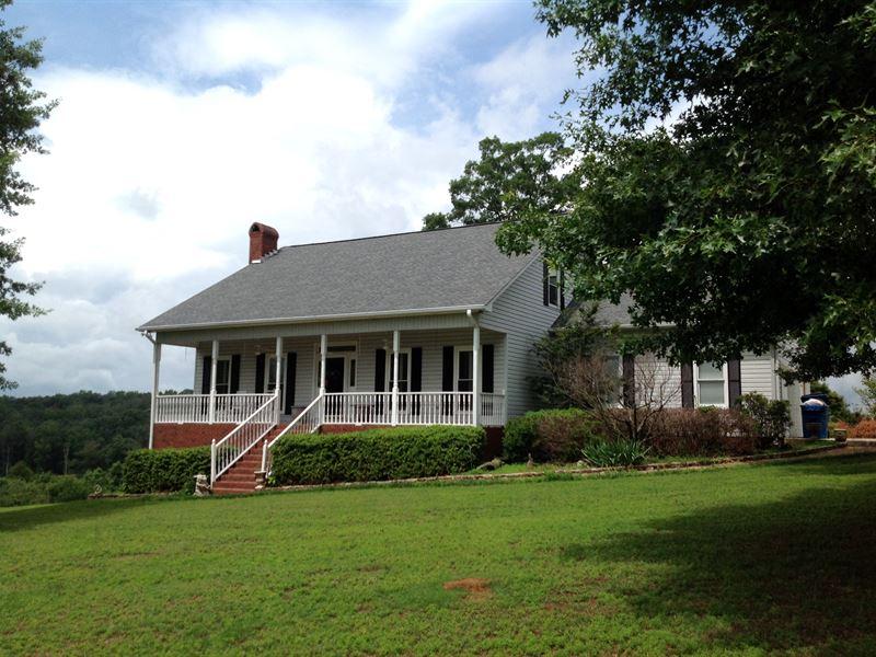 85 Acre Beautiful Farm : Blountsville : Blount County : Alabama