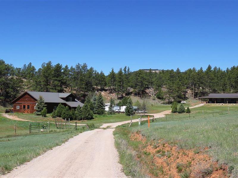 Rusty Hill Retreat : Newcastle : Weston County : Wyoming