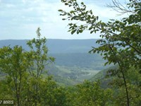 Mountain Views : Springfield : Hampshire County : West Virginia