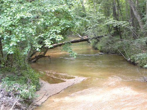 10-022 Wolf Creek Tract : Mc Kenzie : Butler County : Alabama