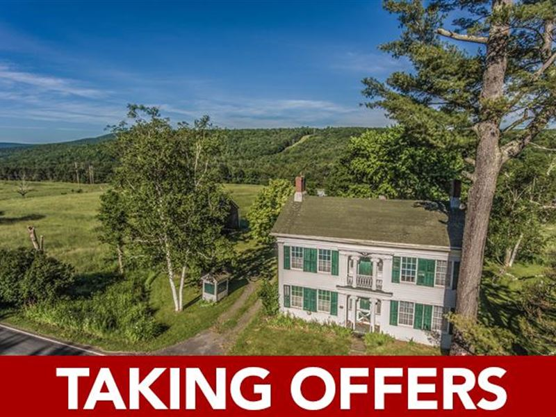 To Make An Offer, Please Call : Windham : Greene County : New York