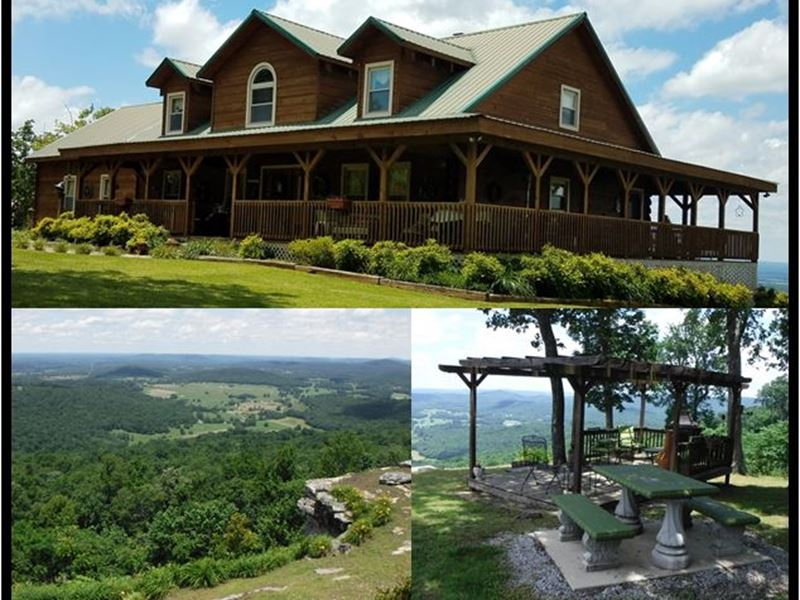 226 Acres Home, Cottage, And 2 Lake : Tompkinsville : Monroe County : Kentucky