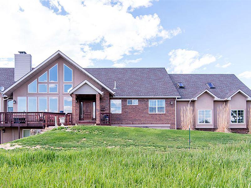 Berry Estate : Torrington : Goshen County : Wyoming