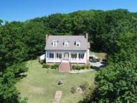 Tahlequah Farm : Landrum : Greenville County : South Carolina
