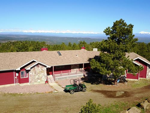 Santa Fe Trail Ranch B33 Home : Trinidad : Las Animas County : Colorado