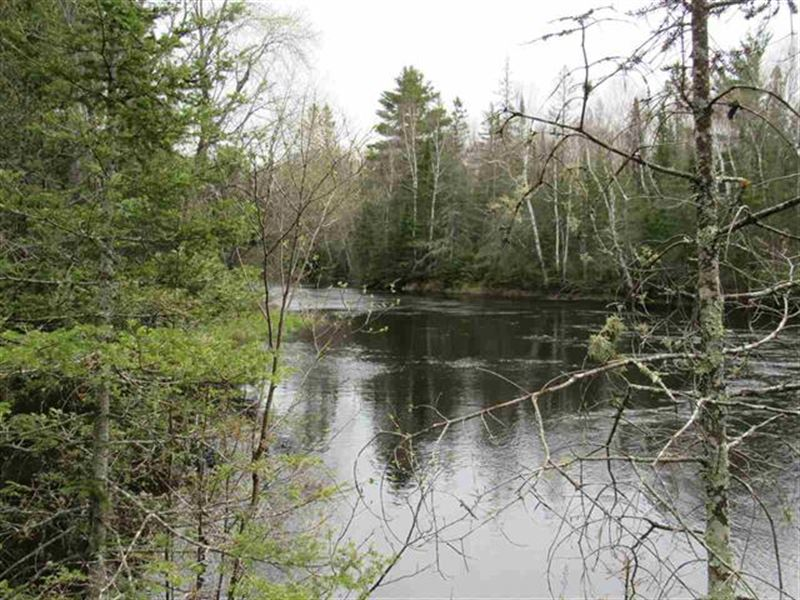 34 Acres Off Willet Ln : Republic : Marquette County : Michigan