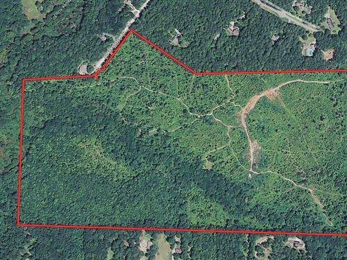 102+/- Ac Little Tallapoosa River : Villa Rica : Carroll County : Georgia