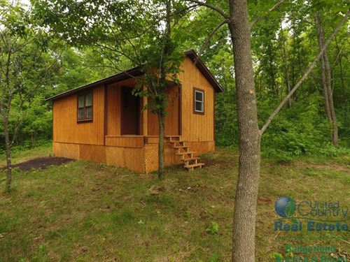 Rustic Cabin In The Woods : Readstown : Vernon County : Wisconsin