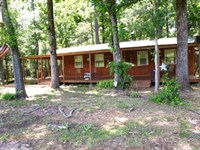 Family Retreat 10.5 Acres Southwest : Summit : Pike County : Mississippi