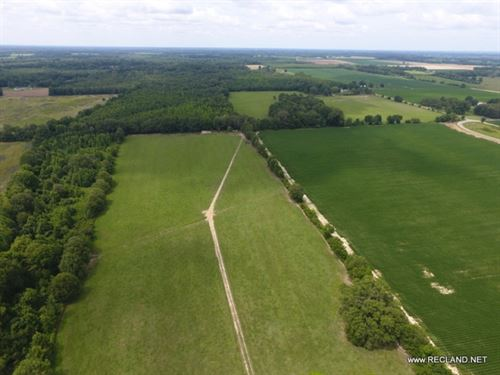 52.3 Ac - Pasture With Home Site Po : Oak Grove : West Carroll Parish : Louisiana