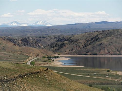 Curecanti Lake Ranch Parcel 6 : Gunnison : Colorado