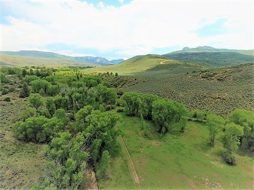 Little Cimarron Ranch, Tract 3 : Gunnison : Colorado