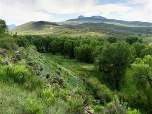 Little Cimarron Ranch, Tract 2 : Gunnison : Colorado