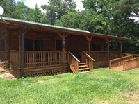 Shade Tree Cabins : Elberton : Elbert County : Georgia