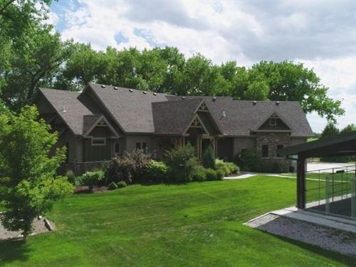 Krueger's Lake Estate : Sidney : Cheyenne County : Nebraska