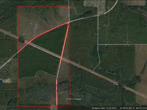 2 Timber Investment Properties : Waycross : Ware County : Georgia