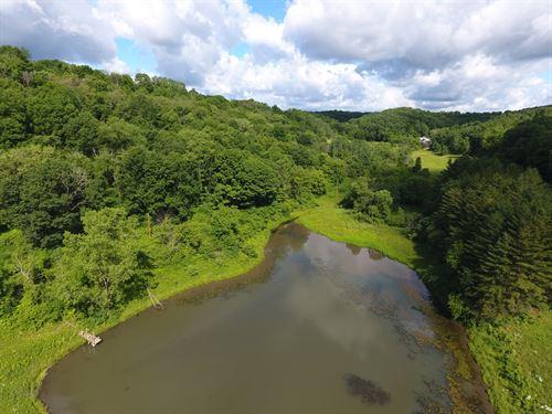Wildflower Lane Estate W/4 Ponds : Richland Center : Richland County : Wisconsin