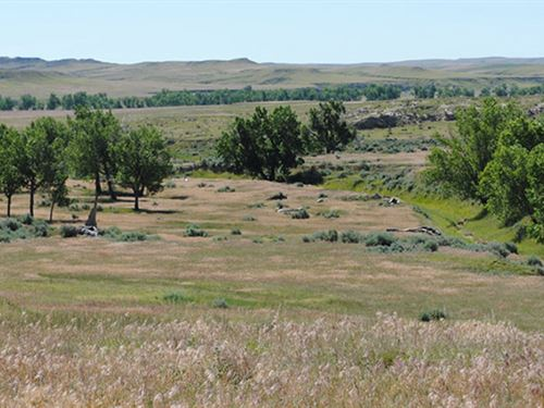 Peterson Ranch : Lance Creek : Niobrara County : Wyoming