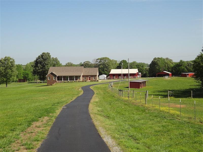 Pristine Acreage And Home : Yuma : Carroll County : Tennessee