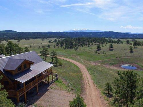 Pikes View Ranch : Florissant : Park County : Colorado