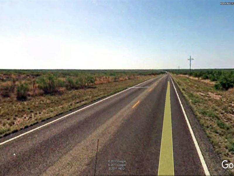 Beautiful Acreage Near Rr 1927 : Pecos : Ward County : Texas