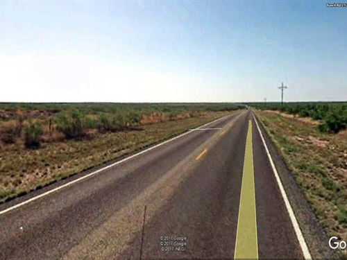 Beautiful Acreage Near Rr 1927 : Pecos : Ward County : Texas
