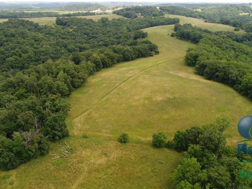 Secluded Acreage In Southwest Wi : Muscoda : Grant County : Wisconsin