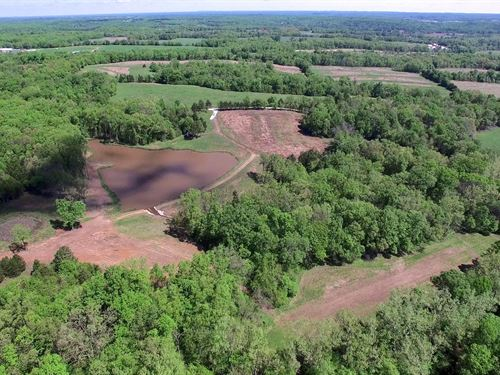 100 Acres Snyder Rd : Troy : Lincoln County : Missouri