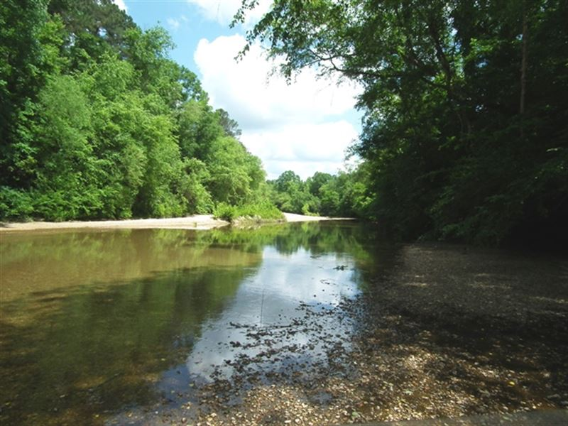 Middlefork Creek : McCall Creek : Franklin County : Mississippi