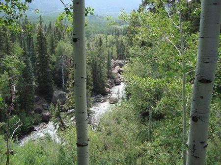 Cj&l Ranch : Cimarron : Gunnison County : Colorado