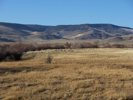 Green Mountain 46 Ranch : Jeffrey City : Fremont County : Wyoming