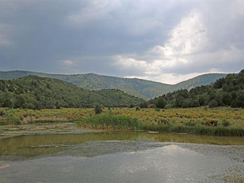 Dry Creek Basin Ranch : Naturita : San Miguel County : Colorado