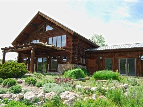 Cimarron Cerro Ranch : Cimarron : Montrose County : Colorado