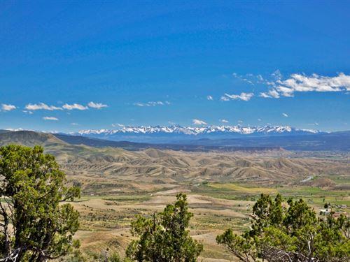 San Juan Mountain Ranch : Montrose : Colorado